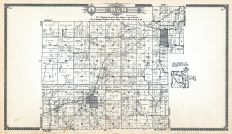 Belleville Township, Chautauqua County 1921
